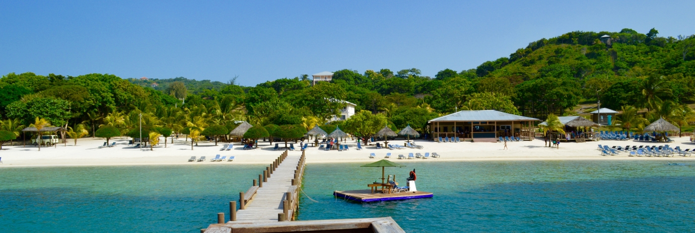 Roatan Paradise Beach Club The Best Beaches In World